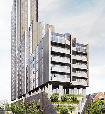 Oxygen Tower Manchester 1